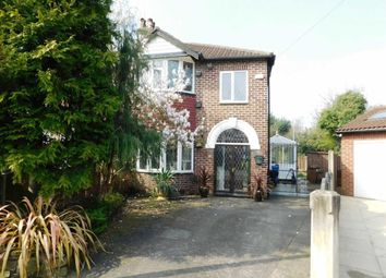 Thumbnail 3 bed semi-detached house for sale in Melrose Avenue, Cheadle Heath, Stockport