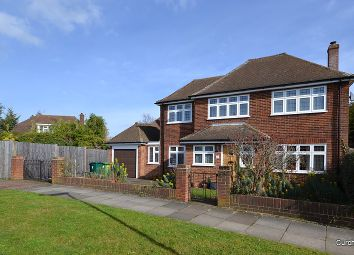 Thumbnail 3 bed detached house for sale in Richmond Drive, Shepperton