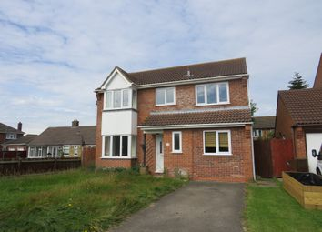 Thumbnail 4 bed detached house for sale in Towndam Lane, Donington, Spalding