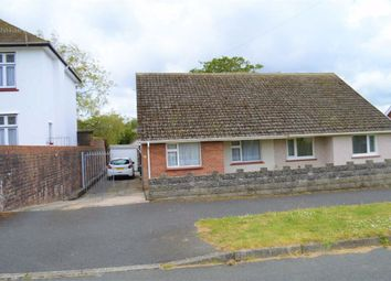3 bed semi-detached bungalow for sale in Weig Fach Lane, Fforestfach, Swansea SA5