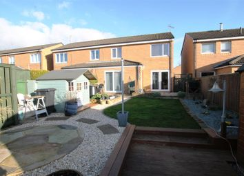 Thumbnail 3 bed semi-detached house for sale in Lynndale, Wolsingham, Bishop Auckland