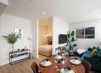 Thumbnail 1 bed flat for sale in Alma Street, Luton