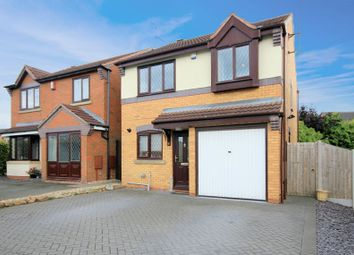 Thumbnail 3 bed detached house for sale in Glamis Drive, Stone