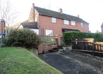 Thumbnail 3 bed semi-detached house for sale in Dukelands, Weedon
