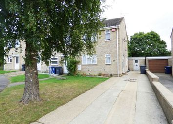 Thumbnail 3 bedroom end terrace house for sale in Ilex Road, St. Ives, Huntingdon