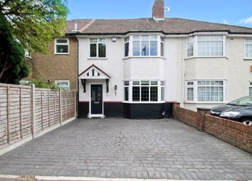 Thumbnail 3 bed terraced house for sale in Porlock Avenue, Harrow