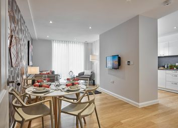 Thumbnail 1 bedroom flat for sale in High Road, Finchley, London