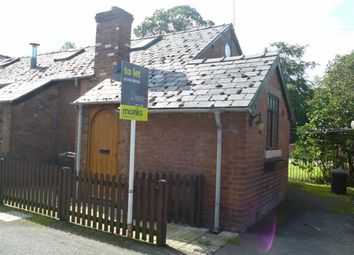 Thumbnail 1 bedroom cottage to rent in 1, Old School Cottage, Marton, Welshpool