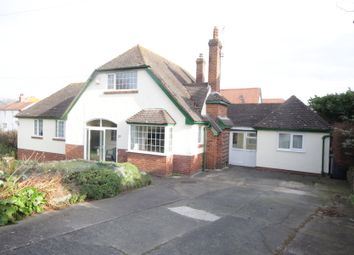 Thumbnail 4 bed detached bungalow for sale in Hesketh Road, Old Colwyn, Colwyn Bay