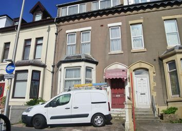 Thumbnail 8 bed terraced house for sale in Regent Road, Blackpool
