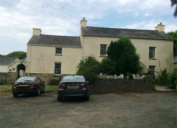 Thumbnail 6 bed detached house for sale in Penfeidr, Castlemorris, Haverfordwest, Pembrokeshire