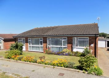 Thumbnail 2 bed semi-detached bungalow for sale in Willow Avenue, Hailsham