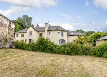 Thumbnail 6 bed detached house for sale in Doddiscombsleigh, Exeter, Devon