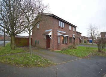 Thumbnail 2 bed semi-detached house for sale in Cheshire Grove, Perton, Wolverhampton