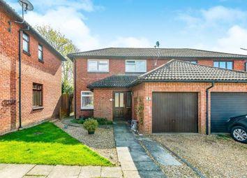 3 bed semi-detached house for sale in Brindlebrook, Two Mile Ash, Milton Keynes, Na MK8