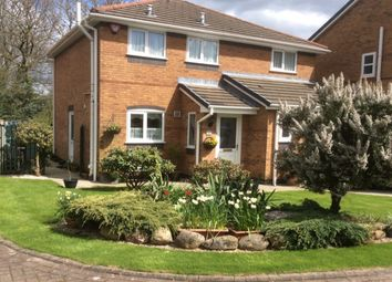 Thumbnail 4 bed detached house for sale in Craigflower Court, Bamber Bridge, Preston