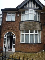 Thumbnail 5 bedroom property to rent in London Road, Leicester