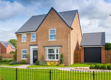 """Thumbnail 4 bed detached house for sale in """"Holden"""" at Shipton Road, Skelton, York"""