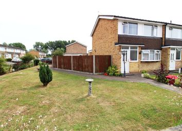 Thumbnail 3 bed end terrace house for sale in Binness Way, Farlington, Portsmouth