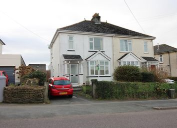 Thumbnail 3 bed semi-detached house for sale in Fort Austin Avenue, Plymouth