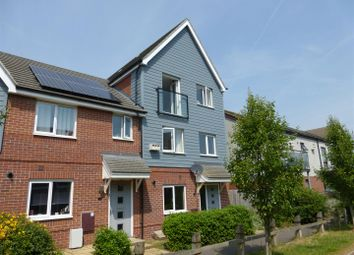 Thumbnail 4 bed town house for sale in Vickers Way, Upper Cambourne, Cambridge