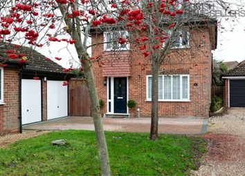 Thumbnail 3 bed detached house for sale in Barley Way, Stanway, Colchester, Essex