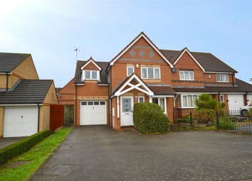 Thumbnail 3 bed detached house for sale in Kinman Way, Waterside, Rugby, Warwickshire
