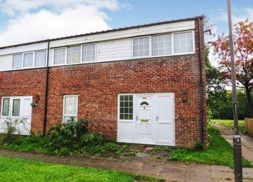 Grangers Croft, Hodge Lea, Milton Keynes MK12. 3 bed terraced house for sale