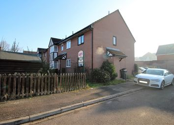 Thumbnail 2 bed property to rent in Queensbury Close, Queens Park, Bedford