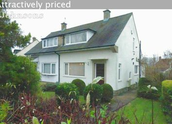 Thumbnail 2 bed semi-detached house for sale in Buttercross, Old Skellow, Doncaster.