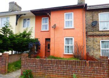 3 bed terraced house for sale in Stevens Street, Lowestoft NR32