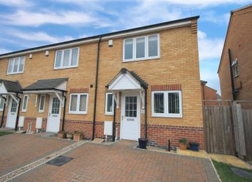 Thumbnail 2 bed town house for sale in Maple Close, Calverton, Nottingham