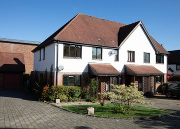 Thumbnail 3 bed semi-detached house for sale in Station Street, Saffron Walden