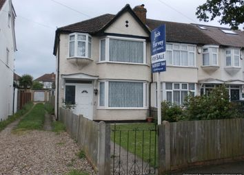 Thumbnail 3 bed end terrace house for sale in Henley Avenue, Cheam, Sutton