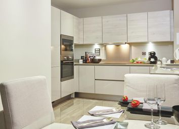 Thumbnail 2 bedroom flat for sale in Annesley Apartments, Geoff Cade Way, Bow, London