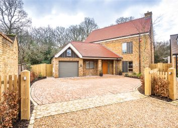 Thumbnail 5 bed detached house for sale in Little Orchard, Grange Gardens, Farnham Common, Buckinghamshire