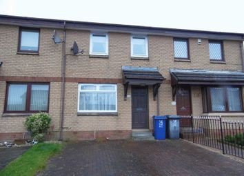 Thumbnail 2 bed terraced house for sale in Glencoats Drive, Paisley