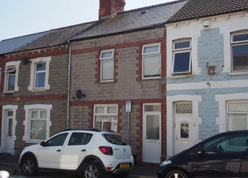 Thumbnail 2 bedroom terraced house to rent in Brook Street, Barry