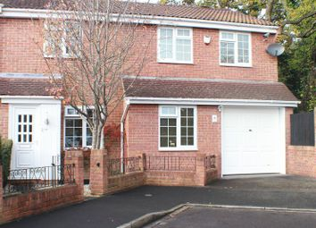 Thumbnail 4 bedroom end terrace house for sale in Mayridge, Fareham