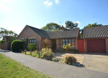 Thumbnail Detached bungalow for sale in Woodfield Road, Holt, Norfolk