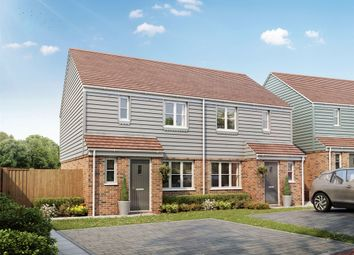 "Thumbnail 3 bedroom semi-detached house for sale in ""The Hanbury"" at Watermill Lane, Bexhill-On-Sea"