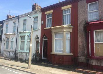 Thumbnail 3 bedroom terraced house to rent in Makin Street, Walton, Liverpool