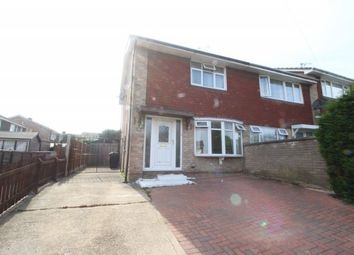 Thumbnail 3 bed end terrace house to rent in Goodliff Road, Grantham