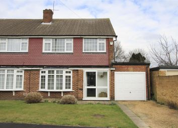 Thumbnail Semi-detached house for sale in Gilfrid Close, Uxbridge