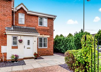 Thumbnail 3 bed terraced house for sale in Gillespie Close, Elstow, Bedford