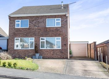 Thumbnail 4 bed detached house for sale in The Croft, Heage, Belper