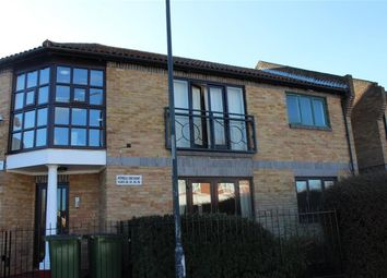 Thumbnail 2 bed flat for sale in Pitfield Crescent, Thamesmead, London