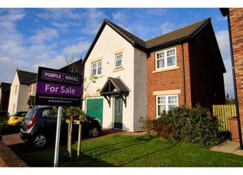 Thumbnail 4 bed detached house for sale in Woodville Way, Whitehaven