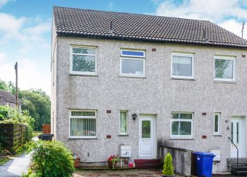 Thumbnail 2 bed end terrace house for sale in Langhouse Road, Inverkip