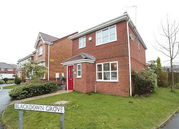 Thumbnail 3 bed detached house to rent in Blackdown Grove, Oldham